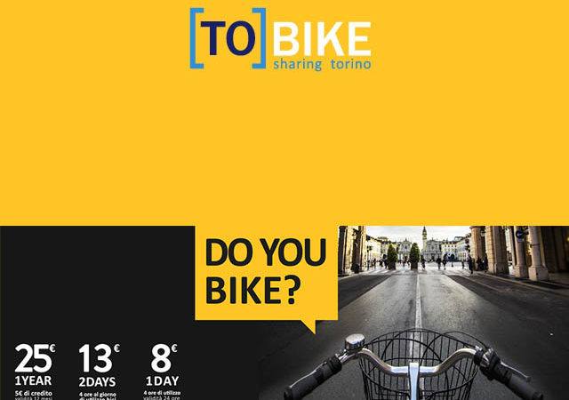 TO Bike Sharing Torino